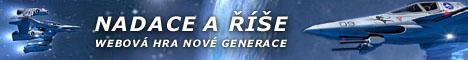 On-line strategická webová hra Nadace a říše