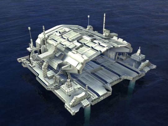 Hlavní dok