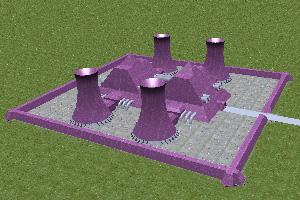 Krakatonová rafinerie