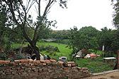Sraz Nadace a říše: zahrada pro stany